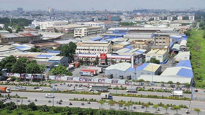 Xóa quy hoạch 3 dự án khu công nghiệp tại TP.HCM