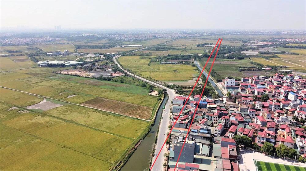 TP.Hà Nội thông qua danh mục 136 dự án thu hồi đất tại Đông Anh