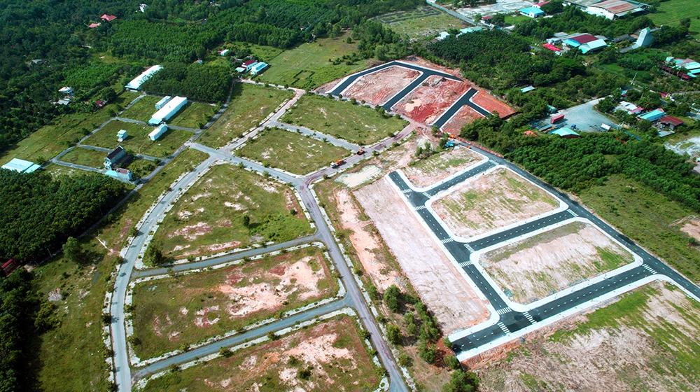 Giải pháp nào cho đất phân lô, bán nền