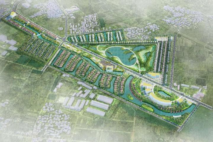 Hà Nội phê duyệt quy hoạch Khu nhà vườn du lịch sinh thái và sân tập golf Vân Tảo