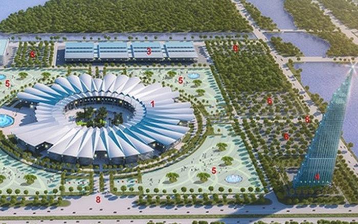Hà Nội xây dựng Trung tâm Hội chợ triển lãm quốc gia và khu đô thị mới tại huyện Đông Anh