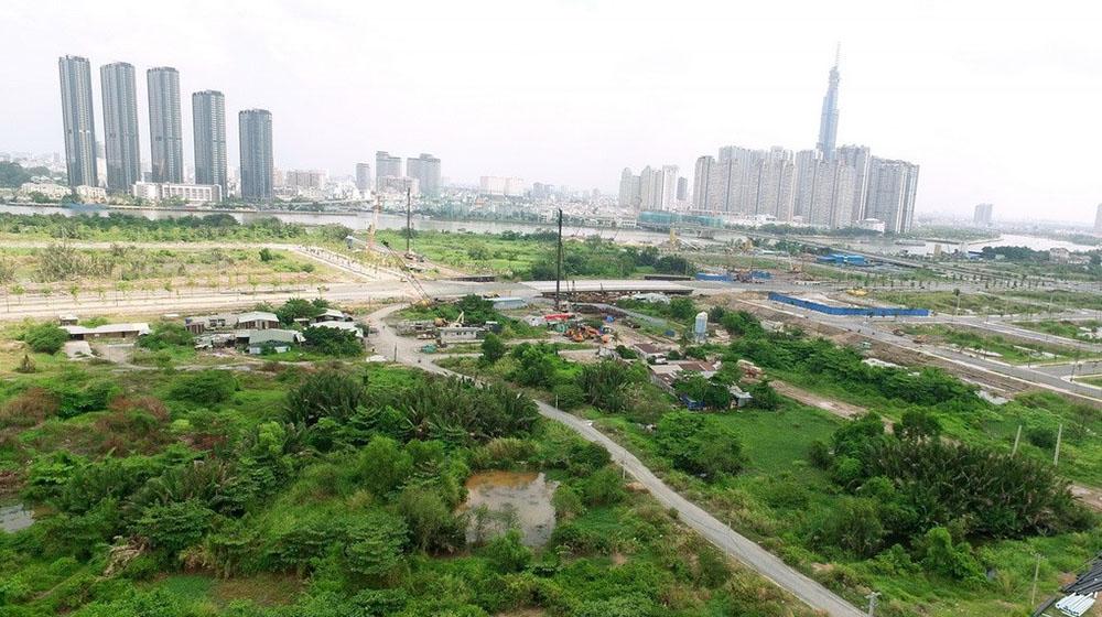 Phê duyệt hệ số điều chỉnh giá đất cho 6 dự án tại TP.HCM