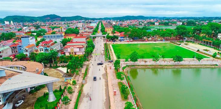 Bắc Giang: Xây hai đô thị gần 4.000 tỷ đồng