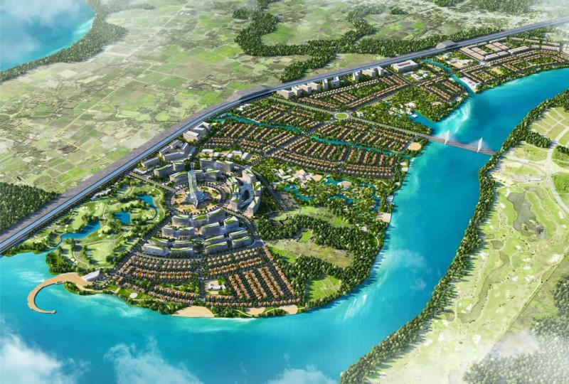 Đồng Nai: Siêu dự án hơn 12.600 tỷ của DIC Corp sẽ khởi công năm 2021