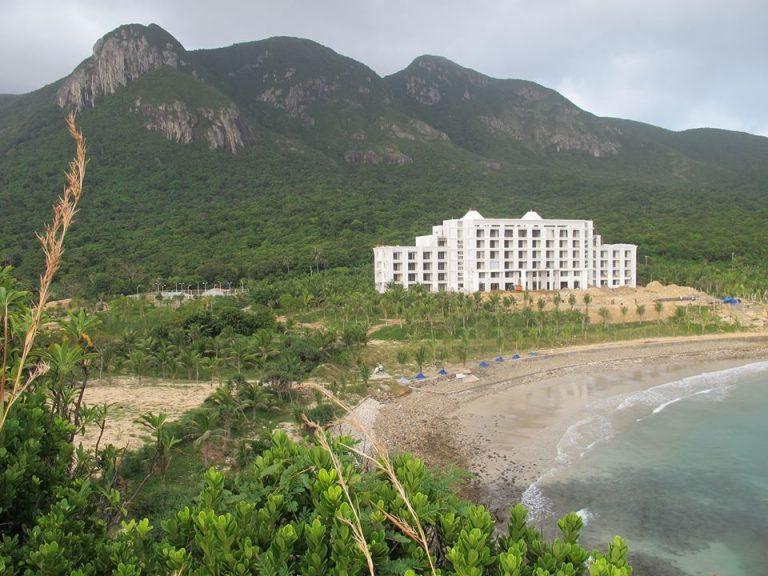 """Dự án khu nghỉ dưỡng 800 tỷ tại Côn Đảo tái khởi động lại sau nhiều năm """"đắp chiếu"""""""