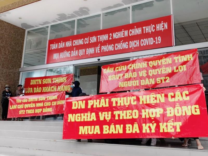 Dự án Sơn Thịnh 3 bán khống 101 căn hộ, Bộ Công an tìm nạn nhân