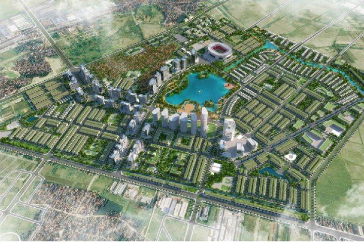 Hưng Yên: Phê duyệt nhiệm vụ quy hoạch Khu đô thị Mỹ Hào Garden City