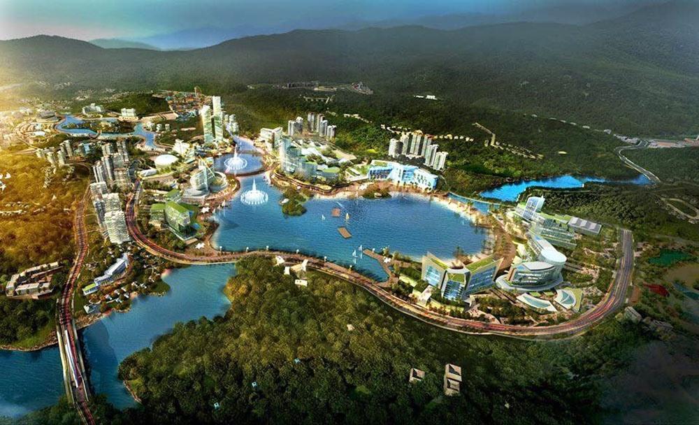 Khu kinh tế Vân Đồn: Thêm khu phức hợp vui chơi giải trí có casino, sân golf