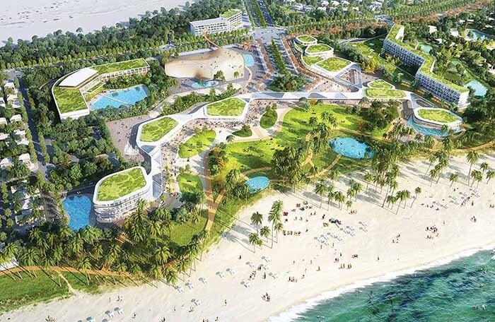 Quảng Bình: Đầu tư xây dựng dự án khu du lịch nghỉ dưỡng 2.700 tỷ