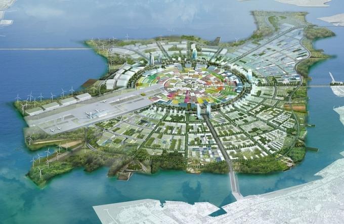 Vũng Tàu sẽ có sân bay rộng gần 250ha tại Gò Găng