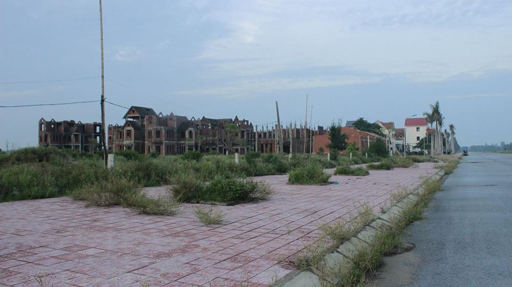 """""""Chỉ mặt đặt tên"""" các dự án vi phạm đất đai tại Nghệ An"""