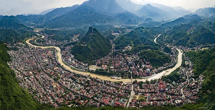 Đô thị Hà Giang điều chỉnh quy hoạch chung, nâng cấp lên đô thị loại II