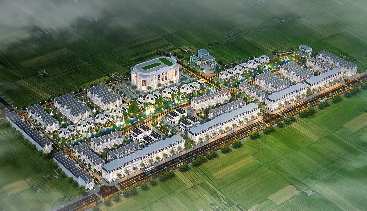 Hưng Yên lập quy hoạch khu nhà ở cao cấp rộng 62,6 ha