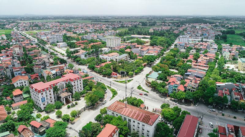 Huyện Sóc Sơn đột phá về quy hoạch, hướng tới phát triển đô thị vệ tinh