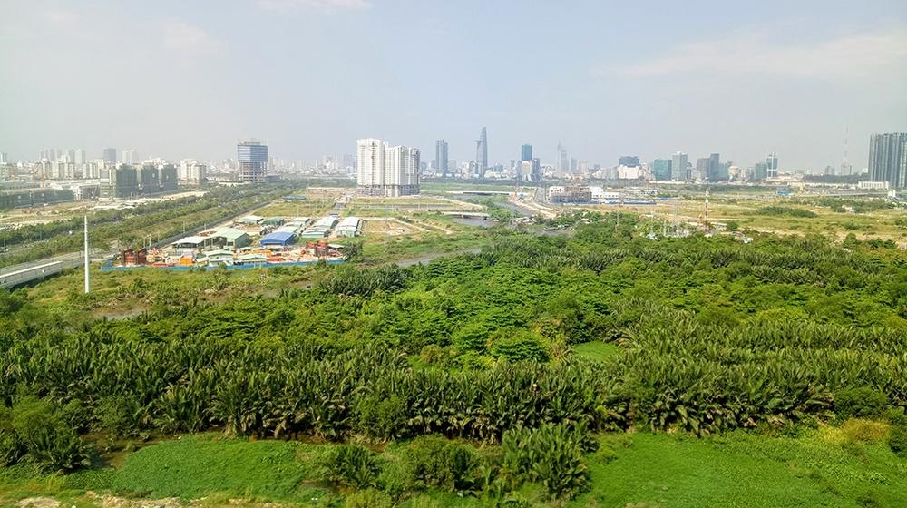 Nguồn cung đất nền tại TP.HCM tiếp tục khan hiếm