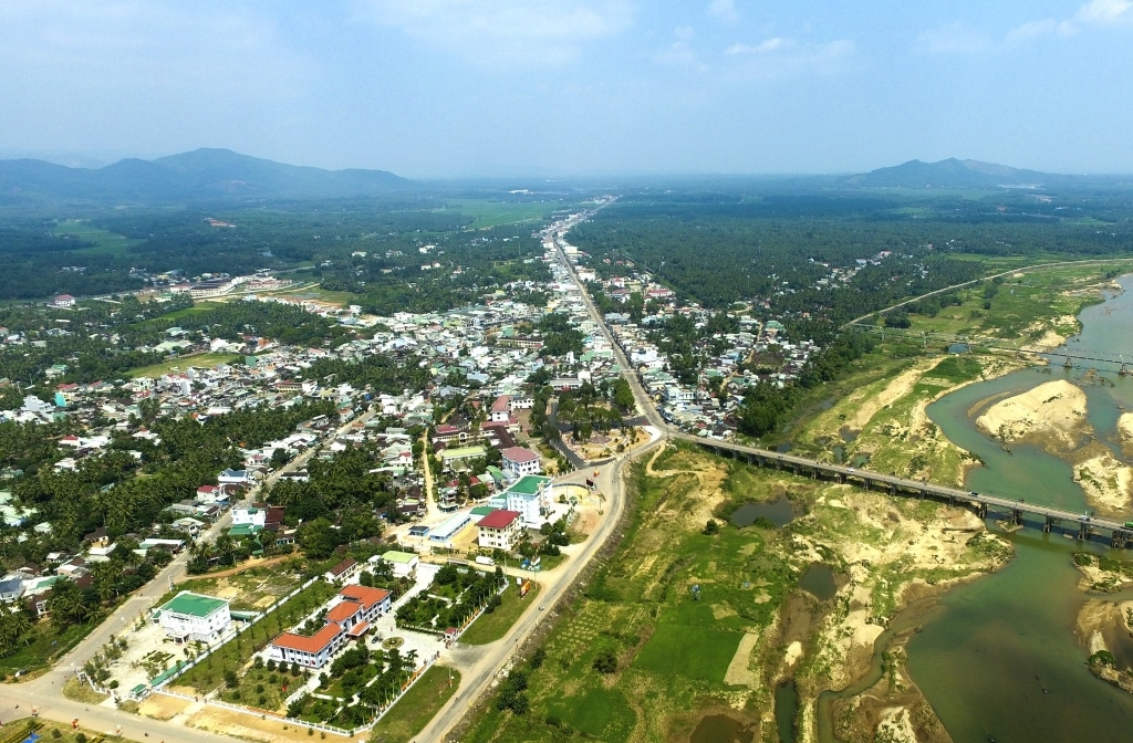 Bình Định: Triển khai xây dựng dự án Khu đô thị Khang Mỹ Lộc tại thị xã Hoài Nhơn