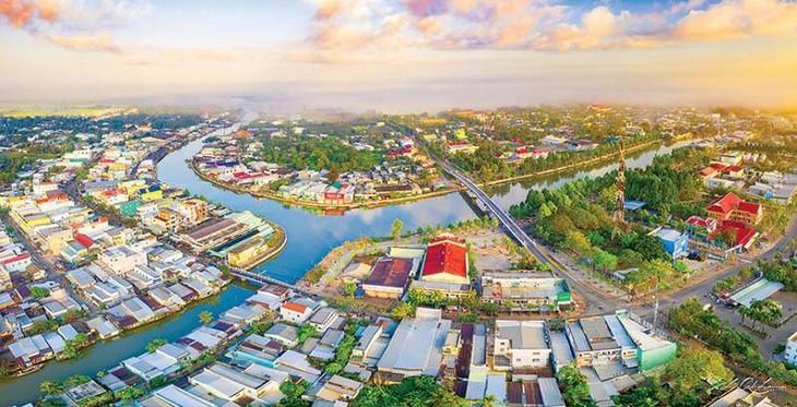 """Hano-Vid tiếp túc """"ẵm"""" dự án khu đô thị 256 tỷ ở Hậu Giang"""