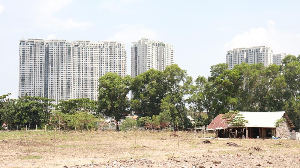 """3 khu đô thị có quy hoạch """"treo bền vững"""" tại TP.HCM"""
