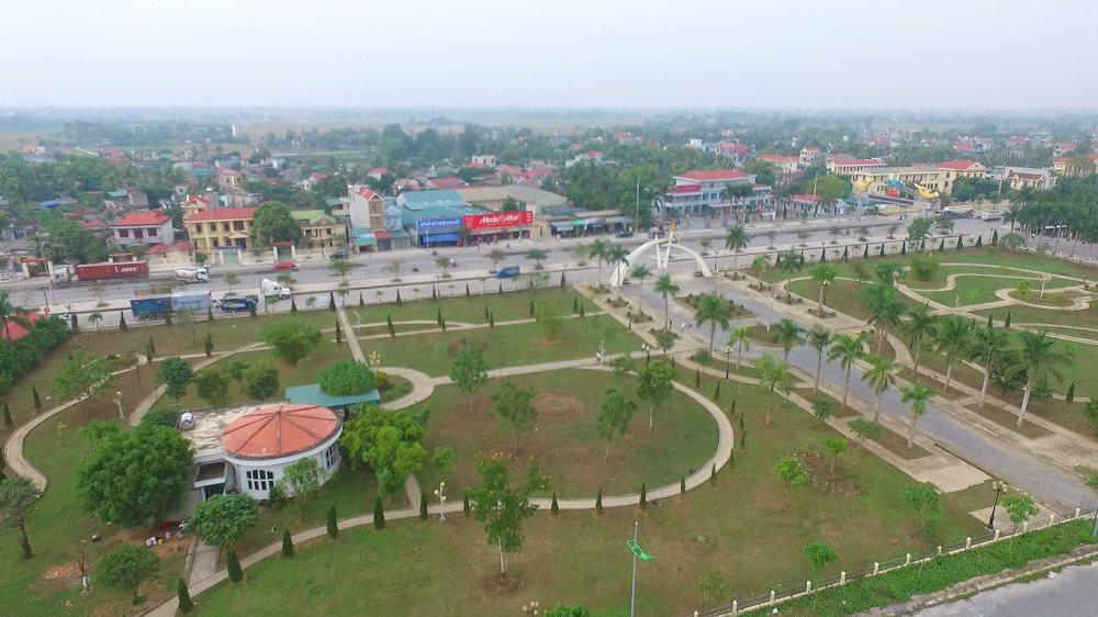 Thanh Hoá: Xây khu đô thị mới hơn 67ha tại huyện Quảng Xương