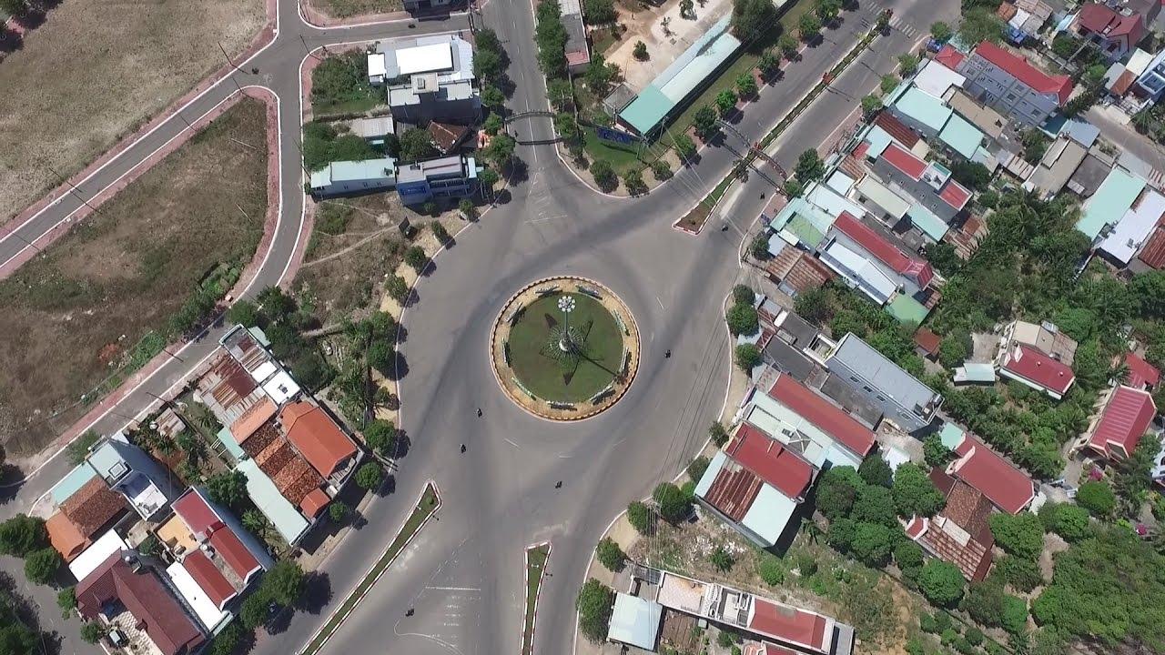 Báo cáo điều chỉnh quy hoạch chung thị trấn Phước Bửu