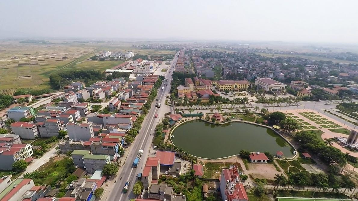 Đô thị Phố Mới mở rộng đạt tiêu chuẩn đô thị loại IV