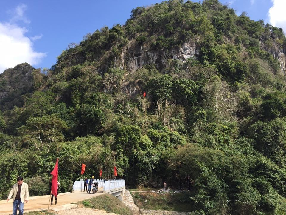 Thanh Hoá quy hoạch bảo tồn hang Con Moong