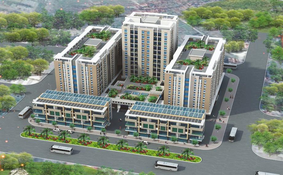Thanh Hoá sắp có khu nhà ở xã hội rộng hơn 20.000m2