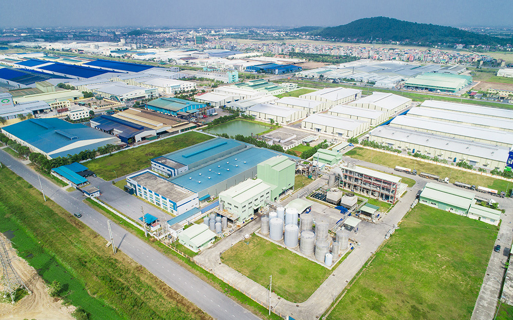 Thanh Hoá: Thành lập Cụm công nghiệp 100 tỷ đồng
