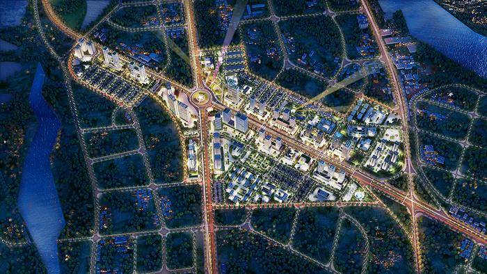 Thông qua phương án hợp tác đầu tư dự án Khu đô mới Bắc Vũng Tàu