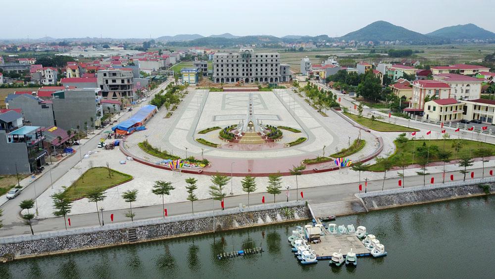Bắc Giang sẽ có thêm một khu đô thị 33ha tại huyện Việt Yên