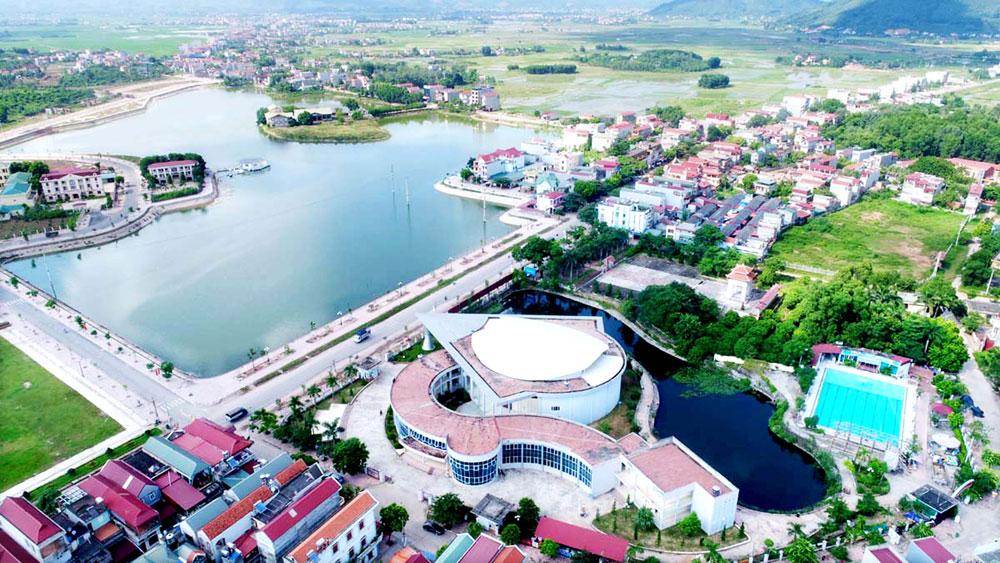 Bắc Giang: Xây Khu đô thị nghỉ dưỡng Đồi Ngô 1