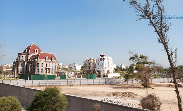 Bình Thuận: Tạm ngừng giao dịch 3 dự án bất động sản lớn