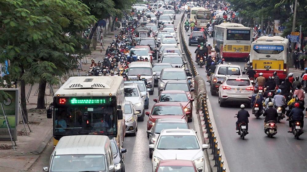 Hà Nội: Công bố giá đền bù nhà mặt phố Chùa Bộc để mở rộng đường