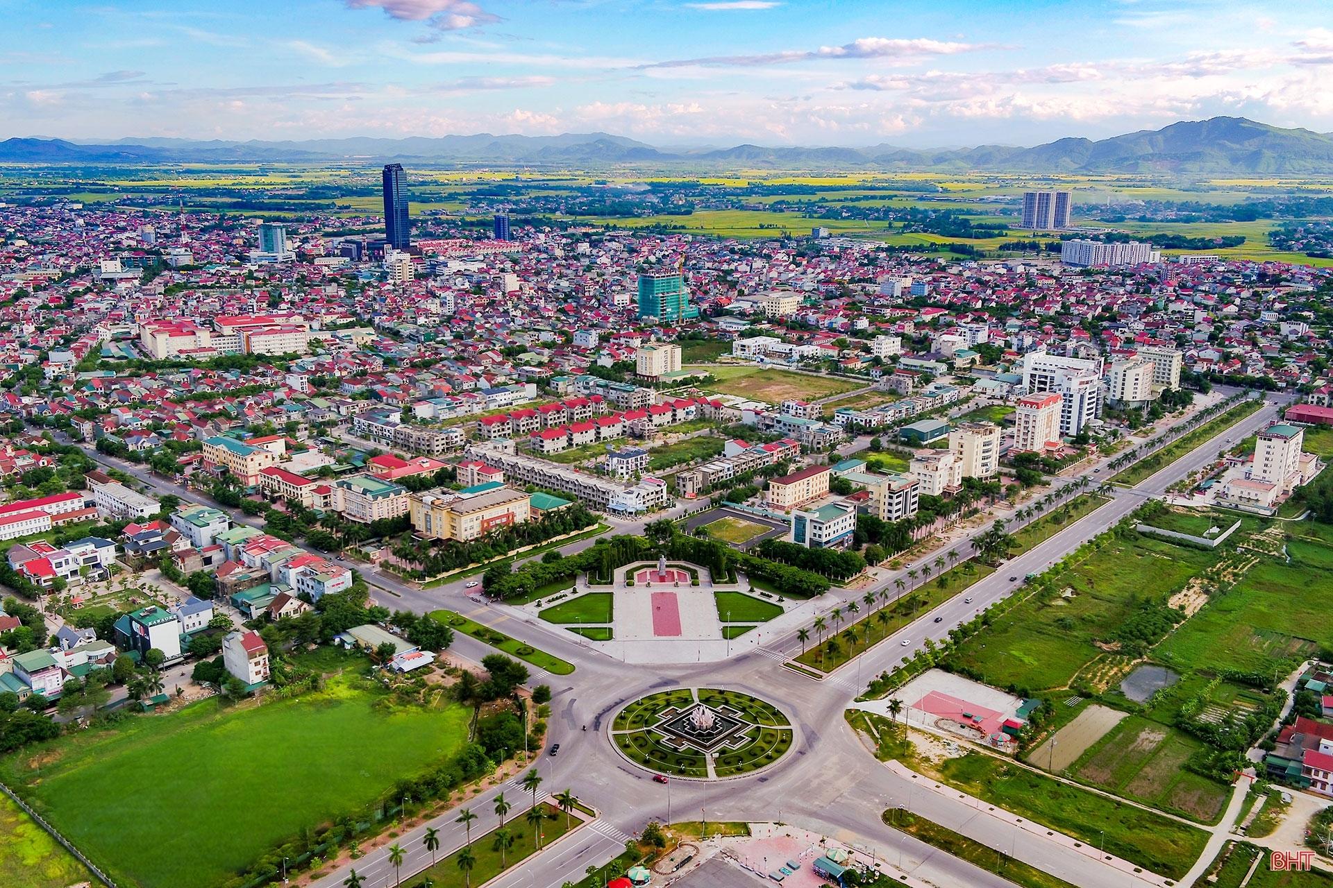 Hà Tĩnh: Phê duyệt đồ án quy hoạch Công viên trung tâm TP Hà Tĩnh và Khu đô thị Lam Hồng Garden Park City