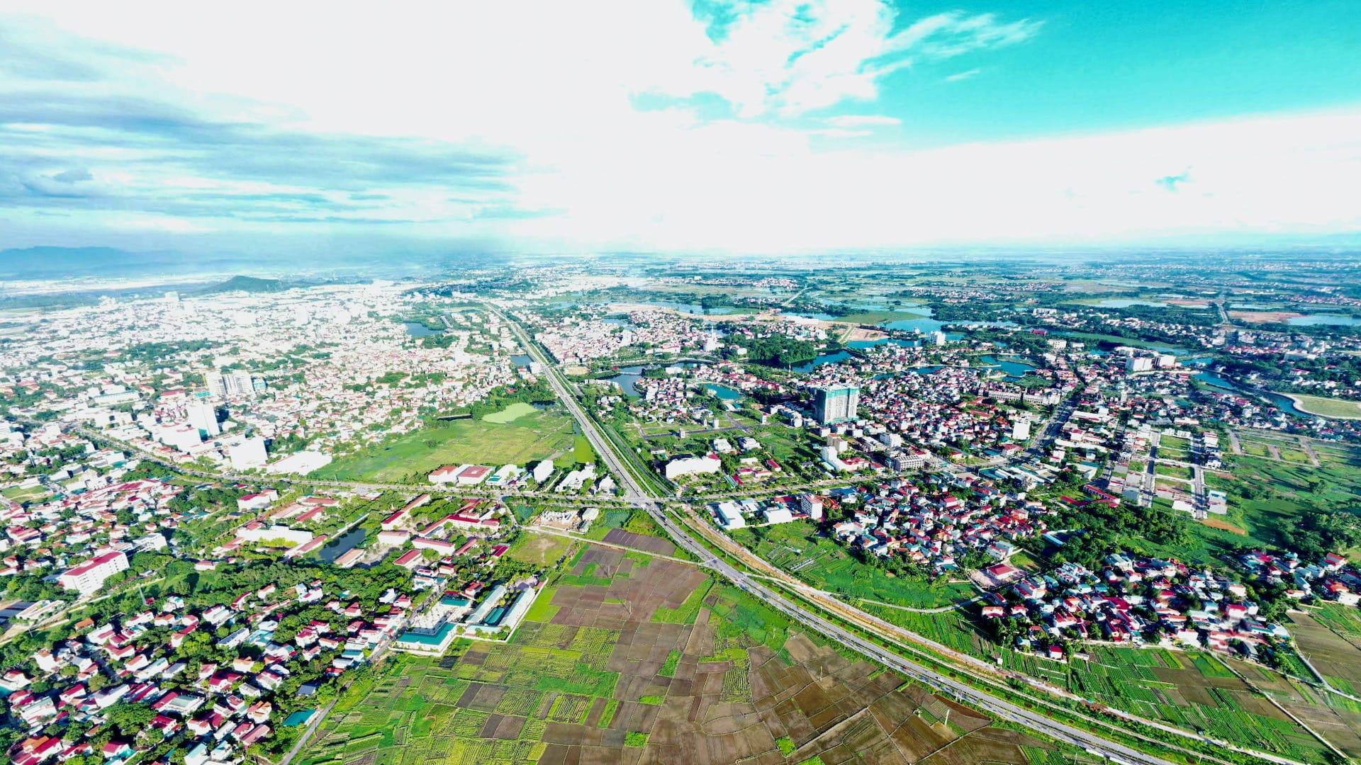 Vĩnh Phúc: Đầu tư xây dựng Khu đô thị mới hơn 1.000 tỷ đồng