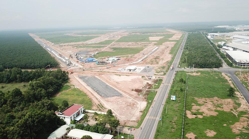 Công bố mức giá tính tiền sử dụng đất khu tái định cư sân bay Long Thành
