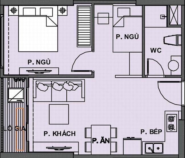 Thế nào là căn hộ 1PN + 1? Có nên mua căn hộ 1PN +1?