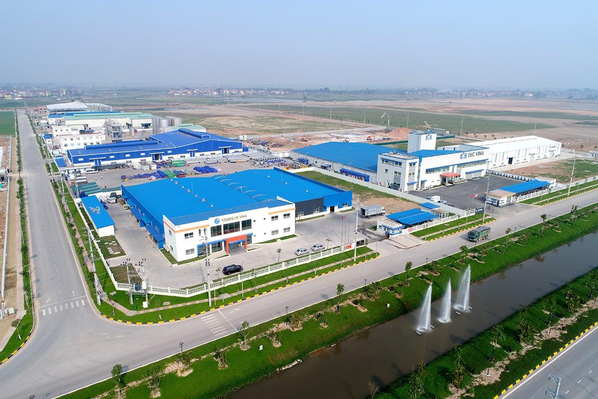 Bắc Ninh: Thêm 91,5ha được giải phóng mặt bằng để làm dự án Khu công nghiệp Yên Phong II – C