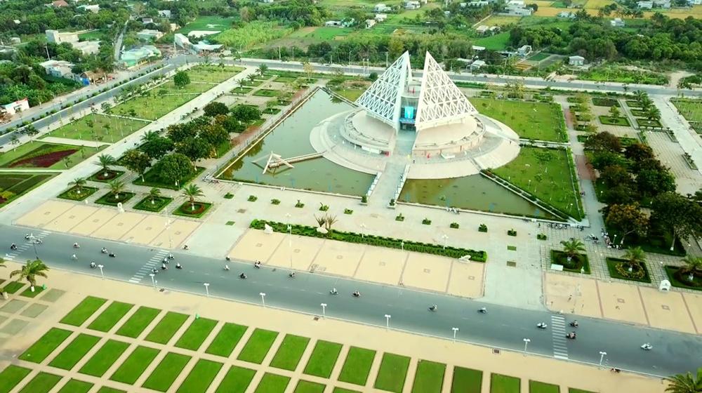 Ninh Thuận: TP Phan Rang - Tháp Chàm sẽ có 47 dự án mới trong năm 2021