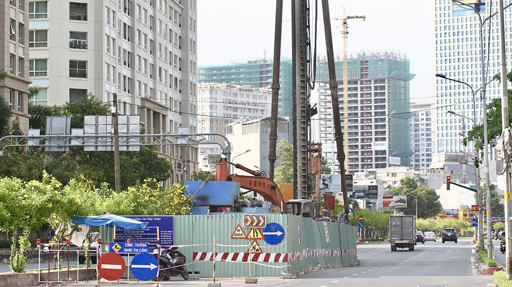 TP.HCM: Công trường, công trình hoạt động trở lại sau ngày 30/09