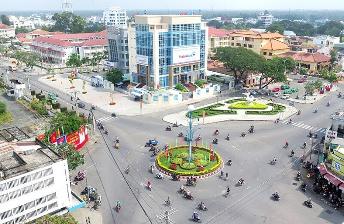 Bến Tre: Công bố nhà đầu tư 2 khu đô thị hơn 1.500 tỷ