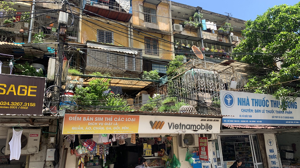 Hà Nội: Nhanh chóng di dời các hộ dân ra khỏi chung cư cấp D