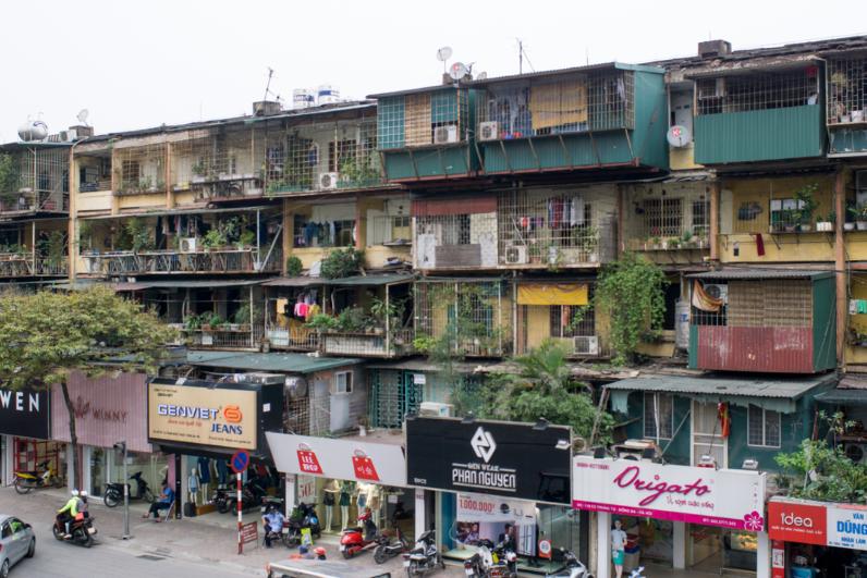 Hà Nội: Xây dựng và bổ sung 30 khu chung cư trên địa bàn