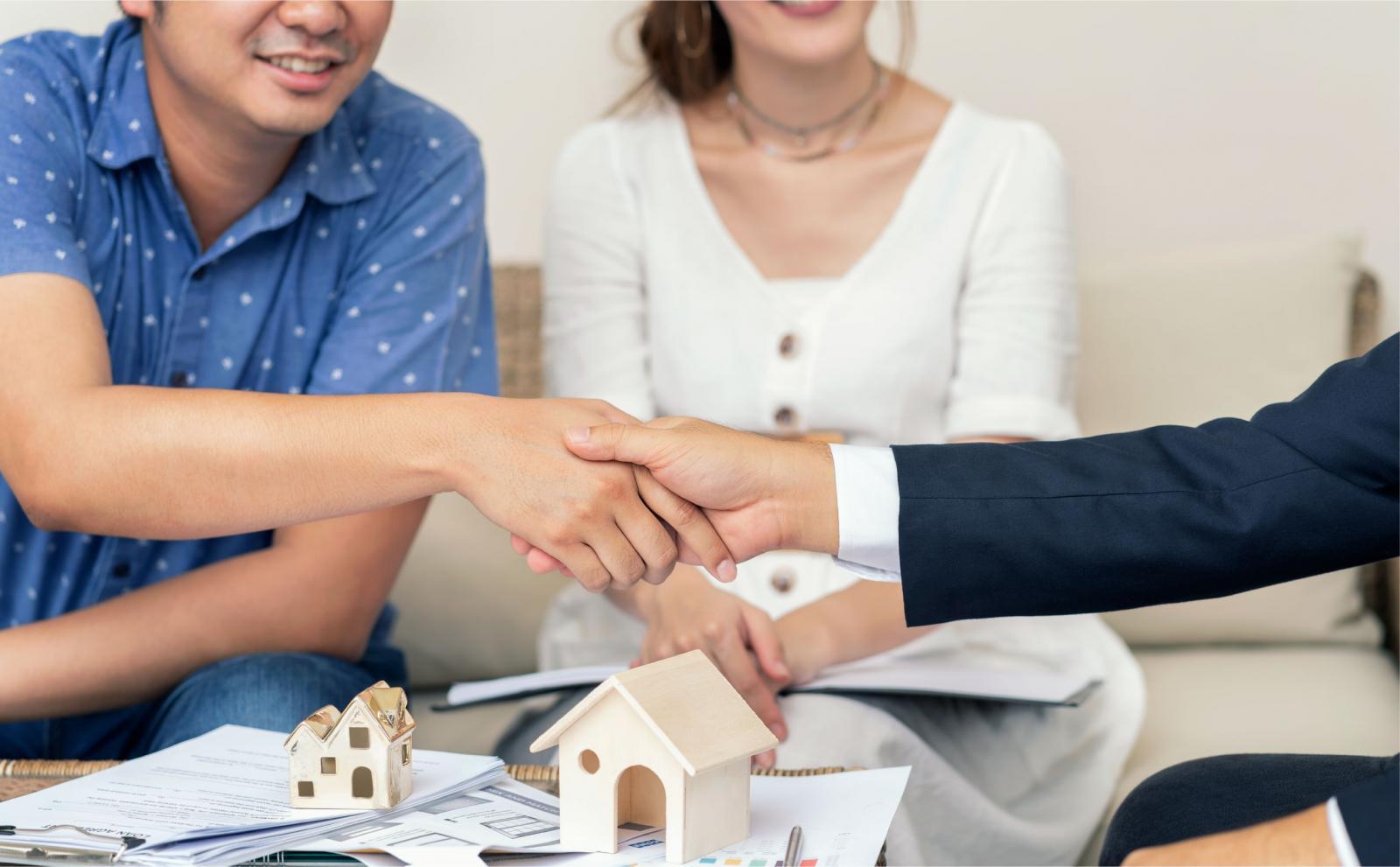 Làm thế nào để vay mua nhà mà không mang nợ cả đời