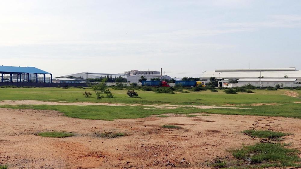 Ninh Thuận: Nhiều khu công nghiệp phát triển chưa được như kỳ vọng