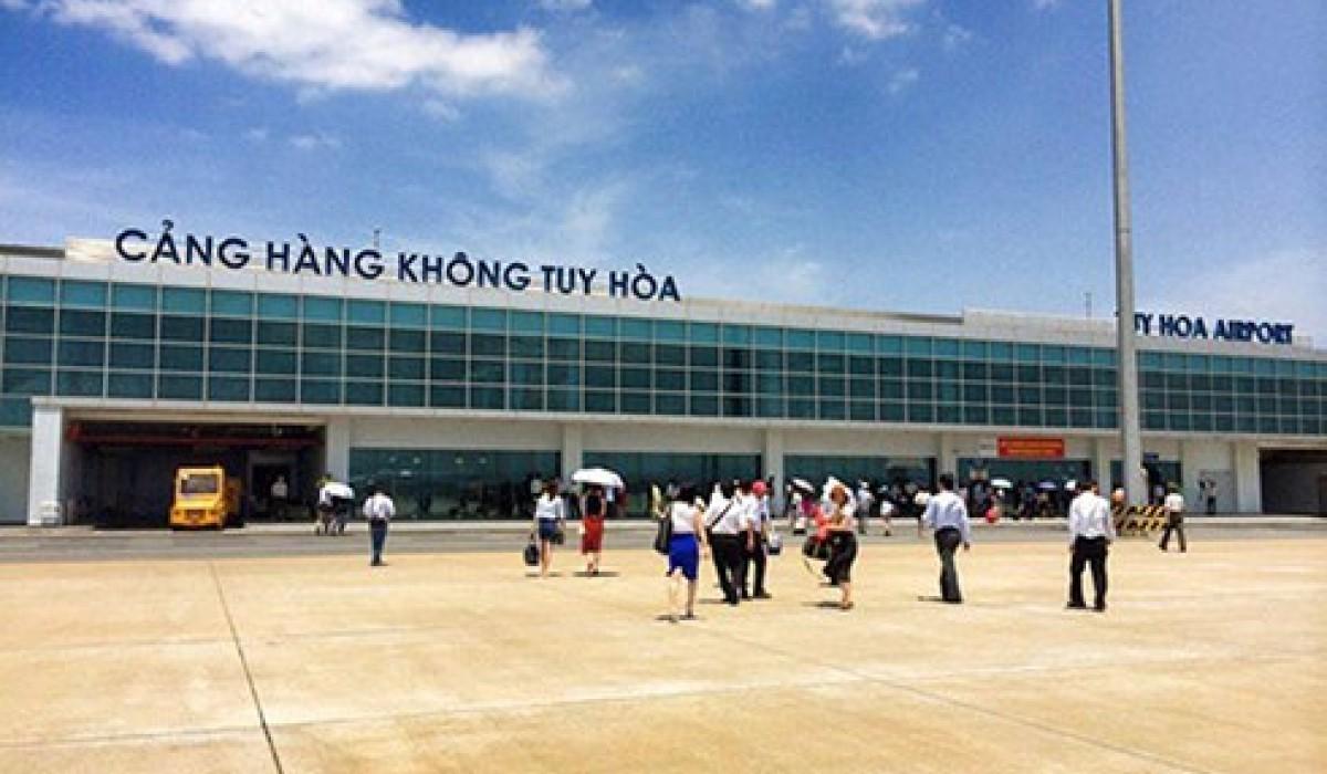 Phú Yên: Xem xét chấp thuận cho Vietjet Air tài trợ điều chỉnh quy hoạch Cảng hàng không Tuy Hoà