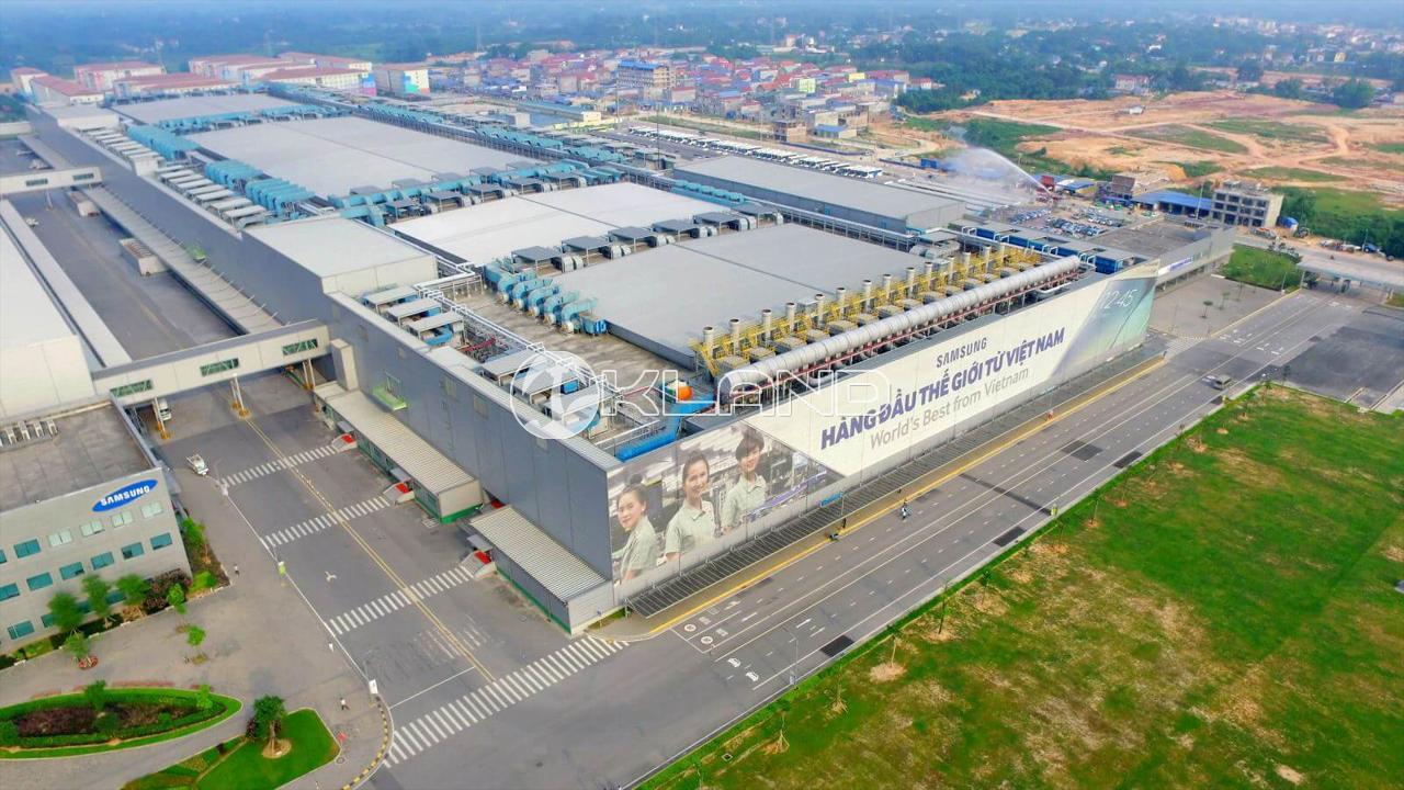 Thái Nguyên: Bổ sung khu CNTT Yên Bình giai đoạn 1 với quy mô 200ha vào Quy hoạch tổng thể