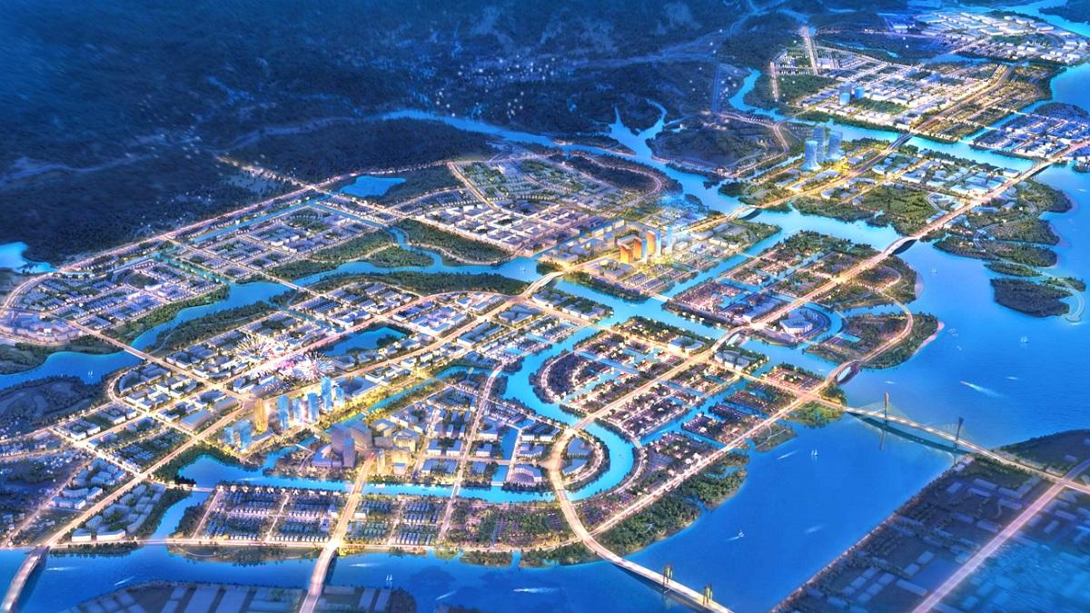 TP. Hạ Long quy hoạch theo mô hình đa cực, mở rộng không gian đô thị phía Bắc