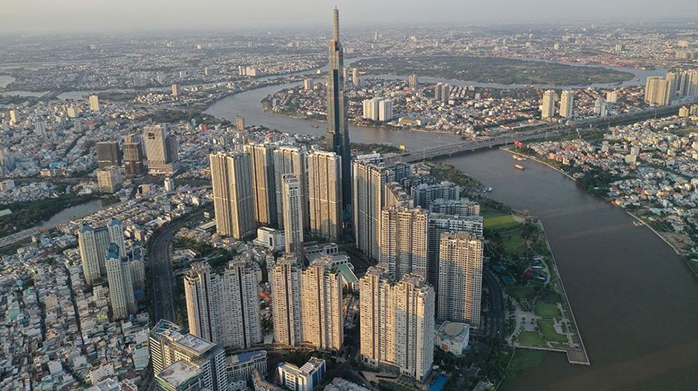 TP.HCM: Hạn chế nhà ở cao tầng đến năm 2025 tại Quận 1 và 3