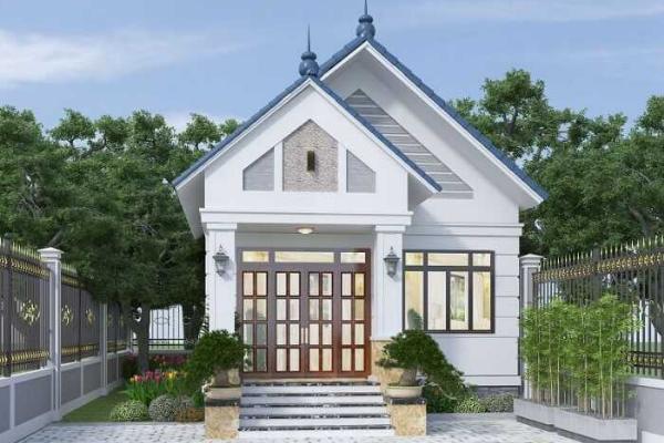 Top 9 mẫu nhà cấp 4 5x15 đẹp, tiện nghi, chi phí thấp